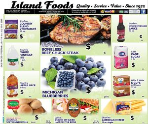 Island Foods Weekly Ad